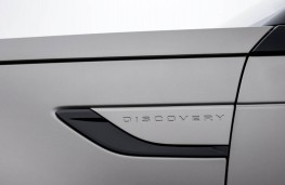 Land Rover Discovery MHEV, 2021, badge