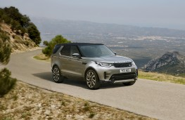 Land Rover Discovery Landmark Edition, 2020, front