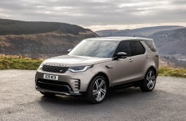 Land Rover Discovery MHEV, 2021, front