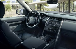 Land Rover Discovery Landmark Edition, 2020, interior