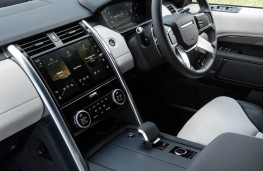 Land Rover Discovery MHEV, 2021, interior, upright