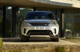 Land Rover Discovery Landmark Edition, 2020, nose