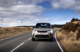 Land Rover Discovery MHEV, 2021, nose