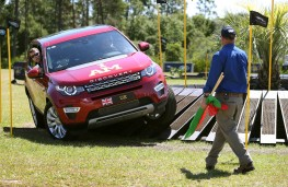 Land Rover Discovery Sport, Invictus Games 2016, front