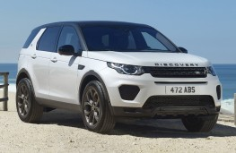 Land Rover Discovery Sport Landmark Edition, 2018, front