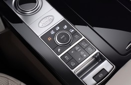 Land Rover Discovery, 2017, console