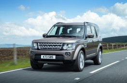 Land Rover Discovery, 2017, off road, front