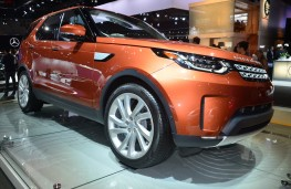 Land Rover Discovery, 2016, Los Angeles auto show