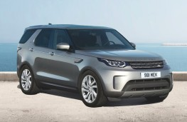 Land Rover Anniversary Edition Discovery, 2019, front