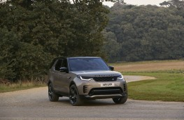 Land Rover Discovery R-Dynamic, 2020, front