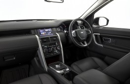 Land Rover Discovery Sport SD4 HSE Luxury, interior