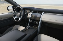 Land Rover Discovery, 2020, interior