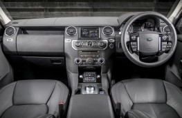 Land Rover Discovery Landmark, interior
