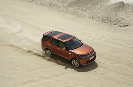 Land Rover Discovery, 2017, off road