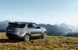 Land Rover Anniversary Edition Discovery, 2019, rear