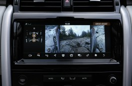 Land Rover Discovery, 2017, display screen, camera