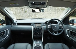 Land Rover Discovery Sport, interior