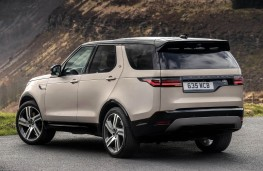 Land Rover Discovery MHEV, 2021, rear