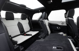 Land Rover Discovery MHEV, 2021, seats