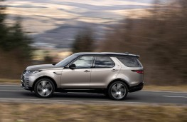 Land Rover Discovery MHEV, 2021, side