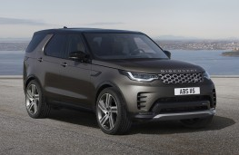Land Rover Discovery Metropolitan Edition, 2021, front
