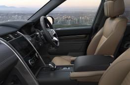 Land Rover Discovery Metropolitan Edition, 2021, interior