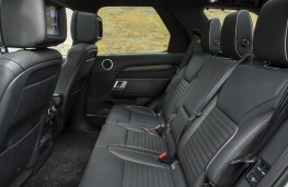 Land Rover Discovery, 2017, middle seats