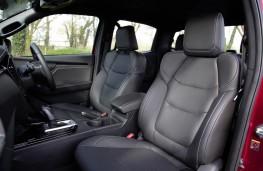 Isuzu D-Max, 2021, front seats