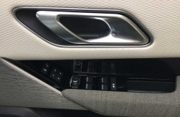 Range Rover Velar, 2017, door trim