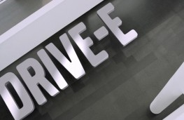 Volvo's Drive-e engine