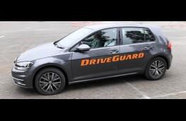 Bridgestone DriveGuard, tyre testing, VW Golf