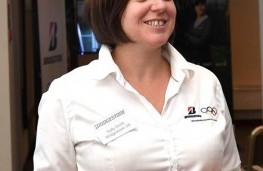 Sally Smith, Bridgestone UK key accounts manager