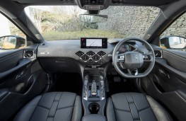 DS 3 CROSSBACK, dashboard