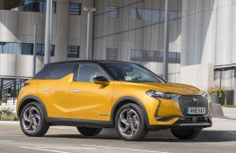 DS3 Crossback, front, static