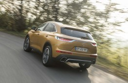 DS 7 Crossback rear action