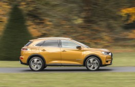 DS 7 Crossback, side action