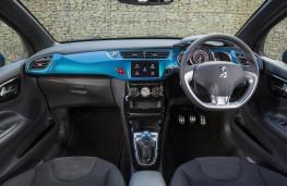 DS 3, dashboard