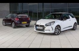 DS 3, two cars static