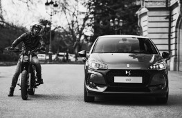 DS 3 Café Racer and biker