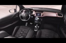 DS 3 Givenchy Le Makeup, interior