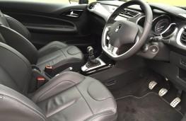DS3, interior
