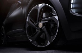 DS 3 Performance, alloy wheel
