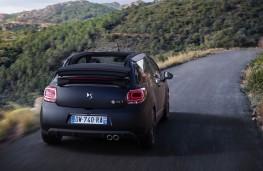 DS 3 Performance, cabrio rear