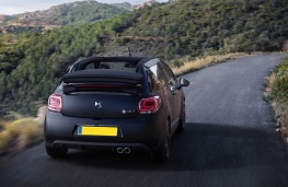 DS 3 Cabrio Performance, rear