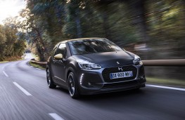 DS 3 Performance, front action 2