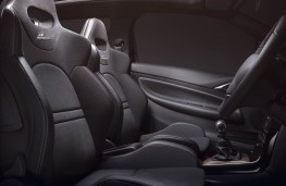 DS 3 Cabrio Performance, front seats