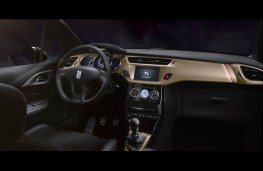 DS 3 Performance, gold dash