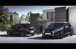 DS 3 Performance, twin cars