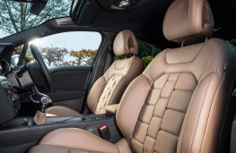 DS 4, front seats