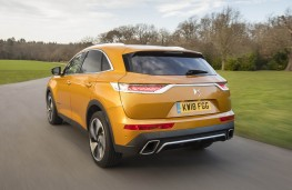 DS 7 Crossback, rear action